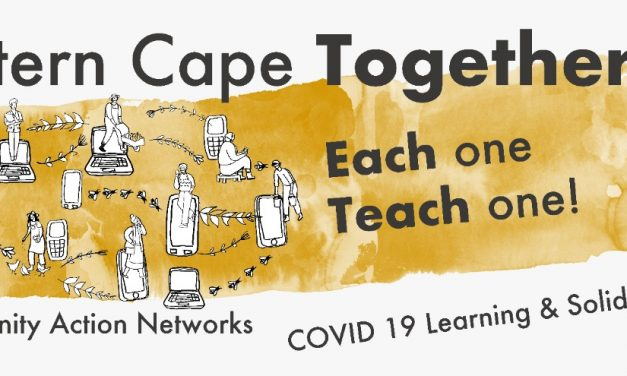 The Eastern Cape Together IQonga LoThungelwano: Covid 19 Learning and Solidarity